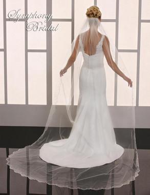 Symphony Bridal Cathedral Wedding Veil -6703VL