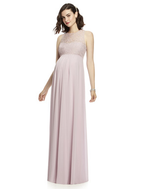 Dessy Maternity Bridesmaids Style M428 - Nu Georgette