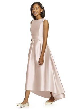 Dessy Alfred Sung Junior Bridesmaid Style JR534 - Sateen Twill