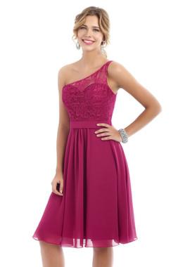 Alexia Designs Bridesmaids Style 4224 - Bella Chiffon / Lace