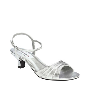Brielle by Dyeables Style Silver Metallic - 11710