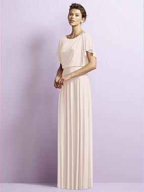 JY Jenny Yoo Bridesmaid Dress Style JY511 - Maracaine Jersey