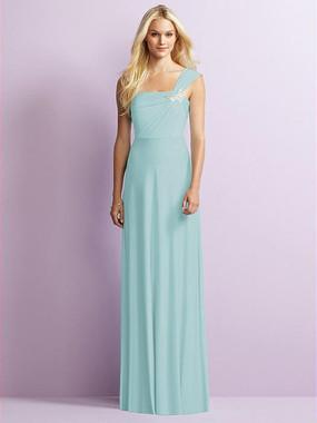 JY Jenny Yoo Bridesmaid Dress Style JY513 - Maracaine Jersey