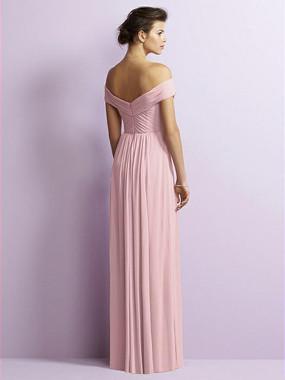 JY Jenny Yoo Bridesmaid Dress Style JY514 -Chiffon Knit