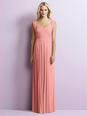 JY Jenny Yoo Bridesmaid Dress Style JY515 -Chiffon Knit