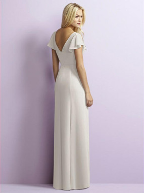 JY Jenny Yoo Bridesmaid Dress Style JY518 - Nu-Georgette