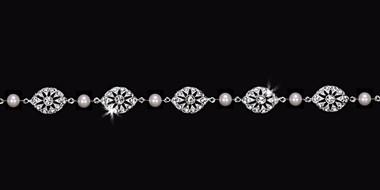 En Vogue Bridal Belt Style BT1681