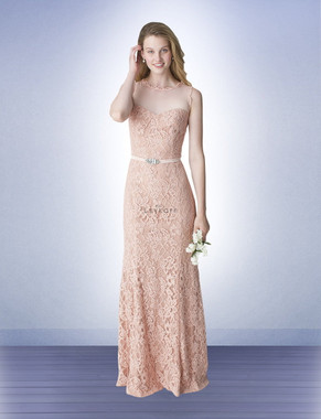 Bill Levkoff Bridesmaid Dress Style 1253 - Antique Lace