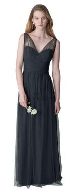 Bill Levkoff Bridesmaid Dress Style 1255 - English Netting