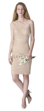 Bill Levkoff Bridesmaid Dress Style 1256 -  Sequin Net