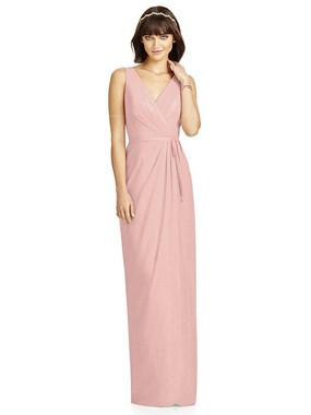 Dessy Bridesmaids Style 2968 By Vivian Diamond - Lux Chiffon