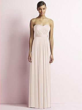 Jenny Yoo Dress Style JY503 - Maracaine Jersey - Blush - In Stock Dress