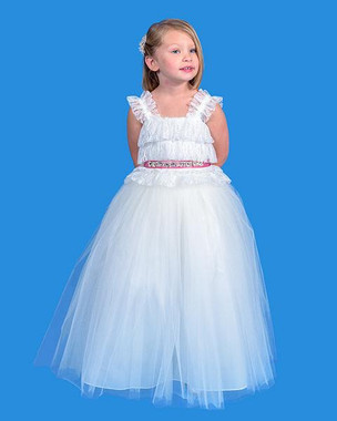Rosebud Fashions Flower Girl Dresses - Style 5127