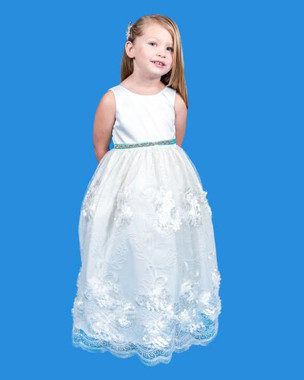 Rosebud Fashions Flower Girl Dresses - Style 5128