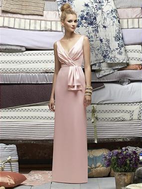 Lela Rose Bridesmaids Style LR172 - Renaissance Satin