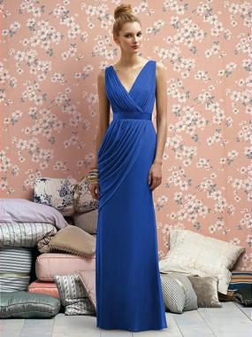 Lela Rose Bridesmaids Style LR174 - Crinkle Chiffon