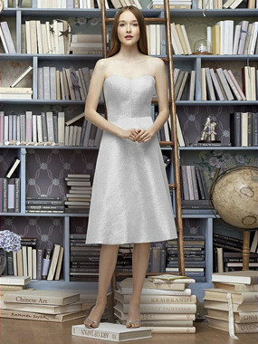 Lela Rose Bridesmaid Style LR229 - Lurex
