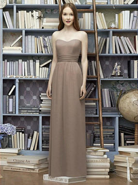 Lela Rose Bridesmaid Style LR226- Crinkle Chiffon