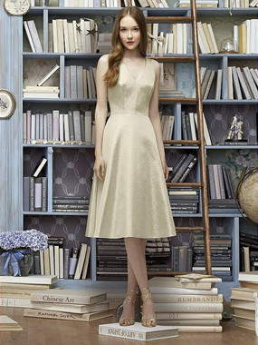 Lela Rose Bridesmaid Style LR230 - Lurex