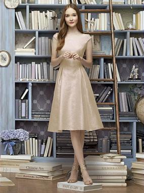 Lela Rose Bridesmaid Style LR228 - Lurex