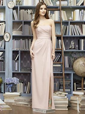 Lela Rose Bridesmaid Style LR221 - Crepe