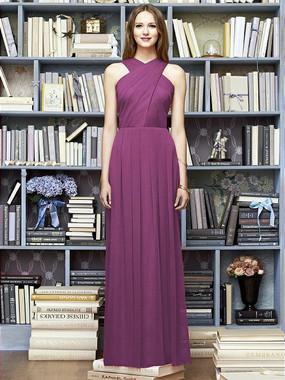 Lela Rose Style LR212 - Crinkle Chiffon