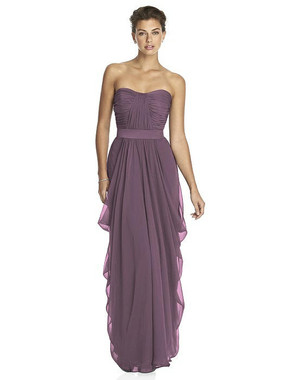 Lela Rose Bridesmaids Style LR163 - Crinkle Chiffon