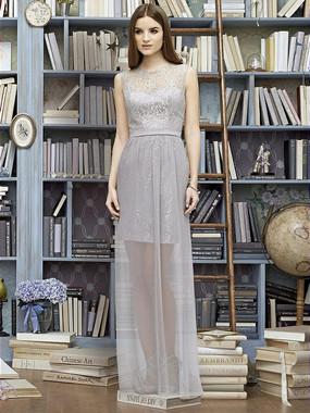 Lela Rose Bridesmaid Style LR223 - Crinkle Chiffon