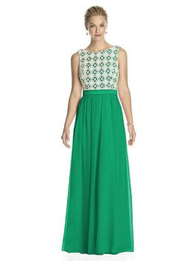 Lela Rose Bridesmaid Dress LR182 - Crinkle Chiffon