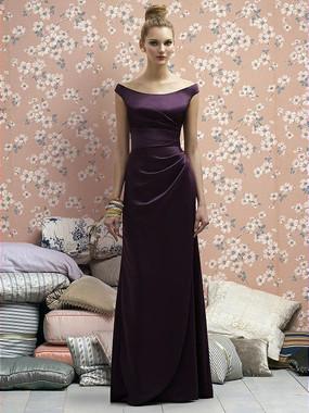 Lela Rose Bridesmaids Style LR177 - Renaissance Satin