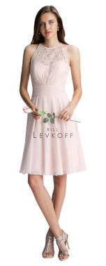 Bill Levkoff Bridesmaid Dress Style 1401 - Corded Lace