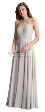 Bill Levkoff Bridesmaid Dress Style 1409 - Corded Lace & Chiffon