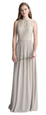 Bill Levkoff Bridesmaid Dress Style 1411 - Corded Lace & Chiffon