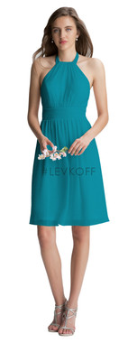 #LEVKOFF - Bill Levkoff Bridesmaid Dress Style 7000 - Chiffon
