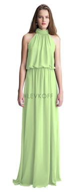 #LEVKOFF - Bill Levkoff Bridesmaid Dress Style 7003 - Chiffon