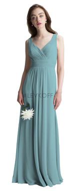 #LEVKOFF - Bill Levkoff Bridesmaid Dress Style 7004 - Chiffon