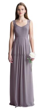 #LEVKOFF - Bill Levkoff Bridesmaid Dress Style 7005 - Chiffon