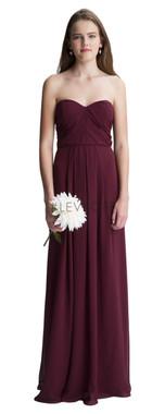 #LEVKOFF - Bill Levkoff Bridesmaid Dress Style 7008 - Chiffon