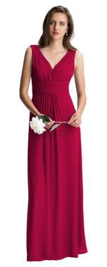 #LEVKOFF - Bill Levkoff Bridesmaid Dress Style 7009 - Chiffon
