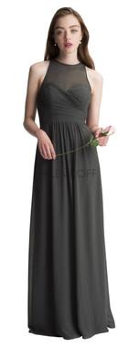 #LEVKOFF - Bill Levkoff Bridesmaid Dress Style 7010 - Chiffon