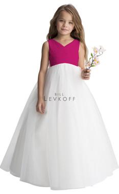 Bill Levkoff Flower Girl Dress Style 111501 - Chiffon