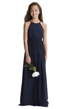Bill Levkoff Junior Bridesmaids Style 126702 - Chiffon