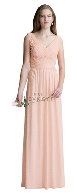 Bill Levkoff Bridesmaid Dress Style 1417 - Sequin Net
