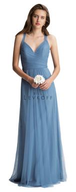 Bill Levkoff Bridesmaid Dress Style 1421 - English Netting