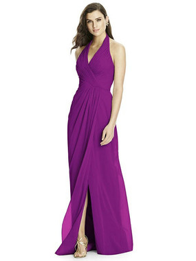 Dessy Bridesmaids Style 2992 By Vivian Diamond - Lux Chiffon