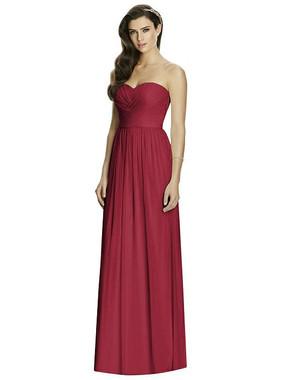 Dessy Bridesmaids Style 2991 By Vivian Diamond - Lux Chiffon