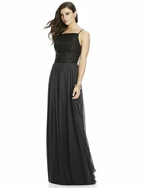 Dessy Bridesmaids Style S2984 By Vivian Diamond - Lux Chiffon