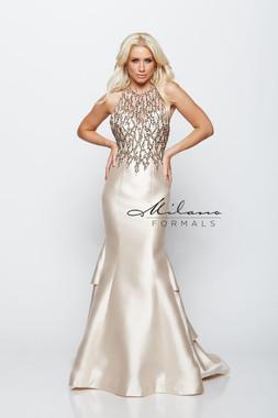 Milano Formals E2090 - Special Occasion Dress