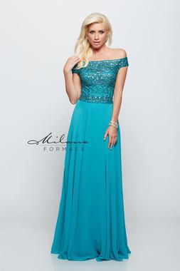 Milano Formals E2094 - Special Occasion Dress