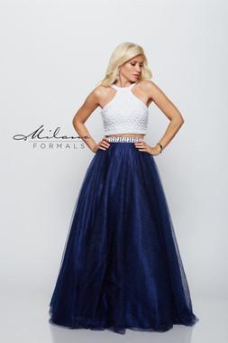 Milano Formals E2095 - Special Occasion Dress